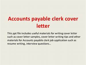 account clerk cover letter accounts payable clerk cover letter
