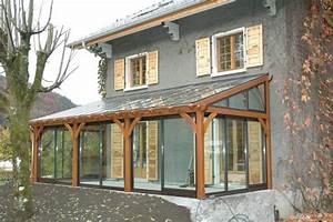 Veranda En Bois A Faire Soi Meme : construire sa veranda v randa conseil pour sa ~ Premium-room.com Idées de Décoration