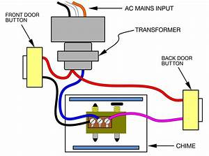 File Doorbell Wiring Pictorial Diagram Svg