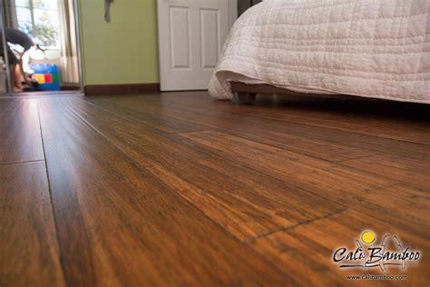 Antique Java Standard Click   Cali Bamboo Flooring   Santa