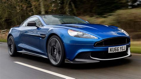 2017 aston martin vanquish s review a gt great motoring research