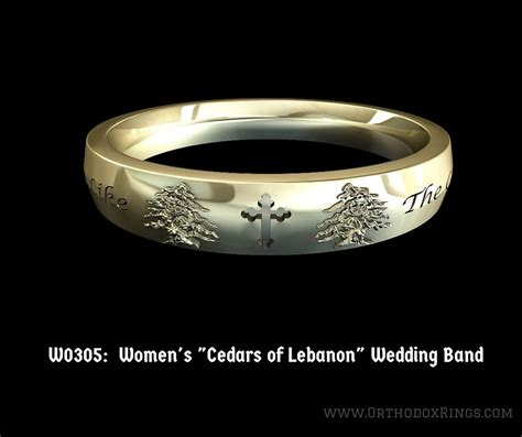 women s christian biblical wedding band with recessed