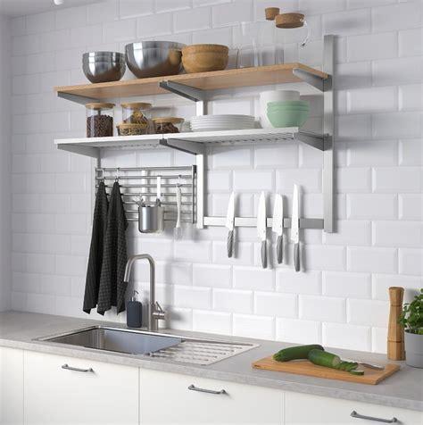 kungsfors wall storage  grid  knife rack
