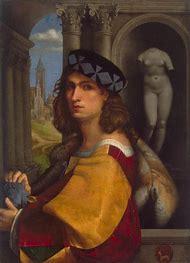 Italian Renaissance Portrait Man