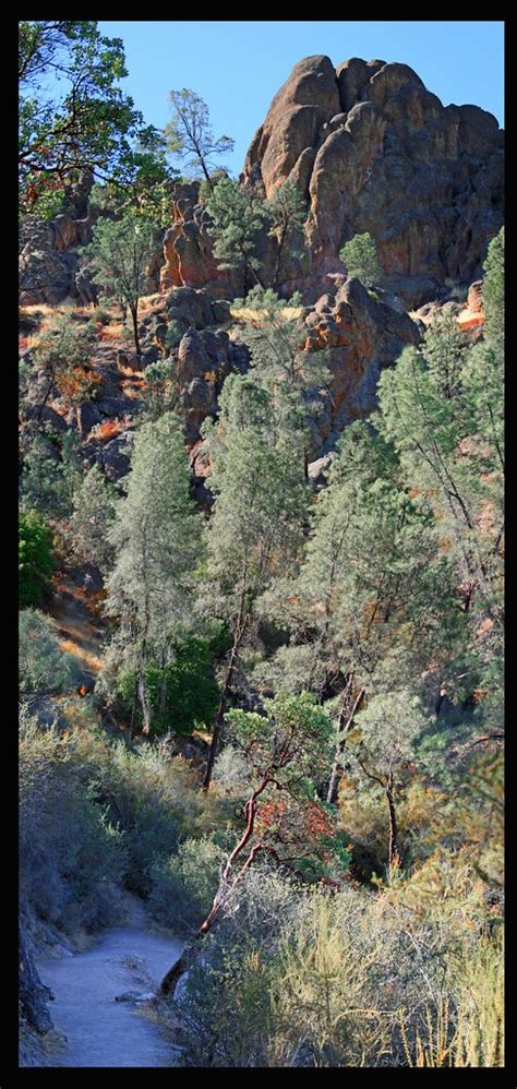 parque nacional pinnacles condado de san benito