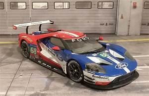 2016 GTE Pro Class Le Mans Winner Ford GT #68 | Motorsport Modeling