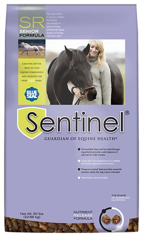 blue seal sentinel senior  lb