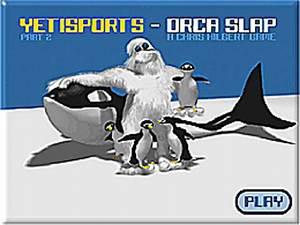 Jeux Yeti Sport : orca slap un jeu de pingouin y ti sport sur jeux ~ Medecine-chirurgie-esthetiques.com Avis de Voitures