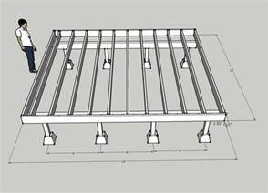 free 3d cabin foundation design easy cheap solar burrito
