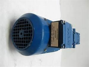 Sew Eurodrive Sa47 Dt80k4 Hollow Shaft 0 55 Kw Gear Motor