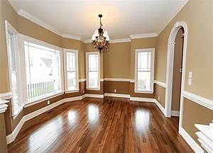 dining room paint colors with chair rail peenmediacom With dining room color ideas with chair rail
