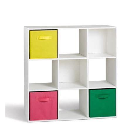 meubles de cuisine pas cher occasion compo cube 9 cases blanc 91 x 91cm achat vente meuble