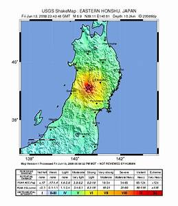 Image Gallery earthquake intensity