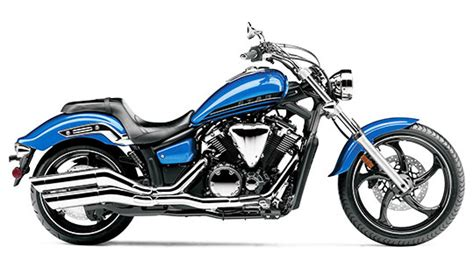 Star Motorcycles Unveil The 2014 Stryker Cruiser Model At