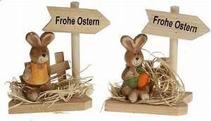 Osterdeko Aus Holz Selber Basteln : osterdeko aus holz frohe ostern eur 3 95 miroflor ~ Lizthompson.info Haus und Dekorationen