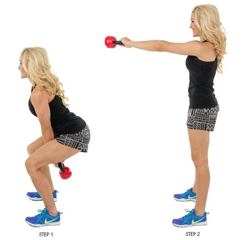 kettlebell exercise workout every skinnymom swings