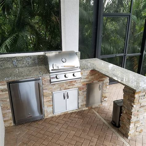 The Outdoor Living Lifestyle  Elegant Outdoor Kitchens