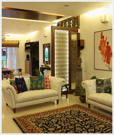 Indian Interior Design Ideas For Living Room by The East Coast Masterful Mixing Home Tour Decor