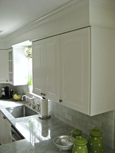 paint ideas for kitchen soffits 1000 images about bulkheads on cabinets