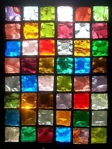 cuisine brique en verre chaios carreaux verre couleur With brique de verre couleur