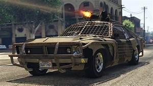 GTA Online Gunrunning - New Weapons, New Vehicles, New ...