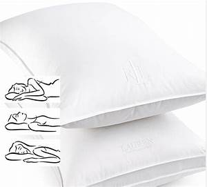 how to wash change pillows macy39s With combination sleeper pillow