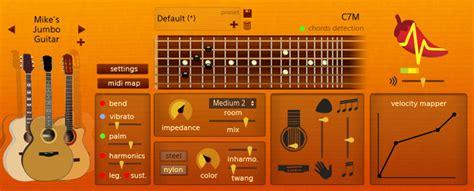 Keolab Spicy Guitar, Free Acoustic Guitar Instrument Plug