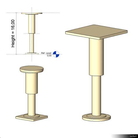 Pedestal Building by Building Other Floor Raised Pedestal