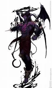 Demon waiting for the right time to hold you into his ...