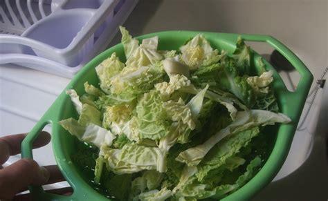 cuisine chou vert la cuisine de myrtille embeurrée de chou vert pommes de