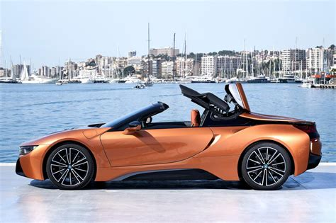 Bmw I8 Roadster Hd Picture by New 2018 Bmw I8 Roadster Review Pictures Auto Express