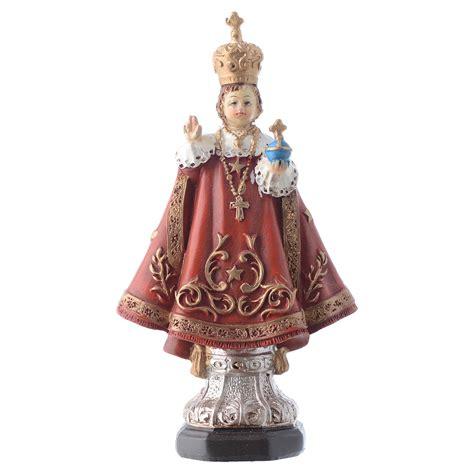 Baby Jesus Of Prague 12cm Multilingual Prayer Online