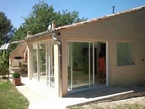 Fermer Une Terrasse Couverte : idee pour fermer une terrasse couverte ek63 jornalagora ~ Melissatoandfro.com Idées de Décoration
