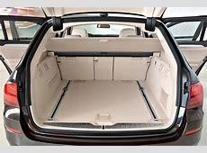 2014 BMW 5 Series Touringcargo space
