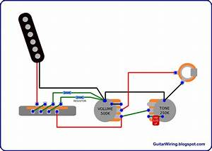 Vintage Fender Esquire Wiring Diagram