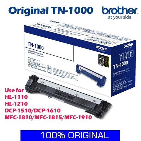 brother original tn  toner hl  hl  dcp