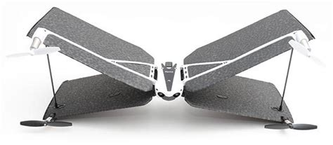 parrot swing drone review  gadgeteer