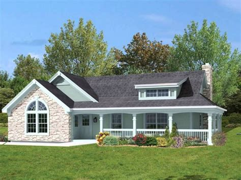 country house plans with porches one country house plans with porches house design