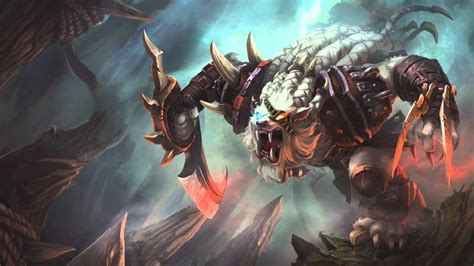 Darius Animated Wallpaper - rengar live wallpaper dreamscene android lwp