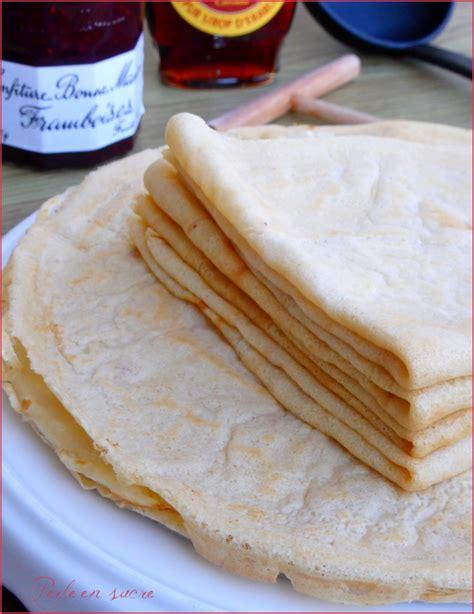 recette pate a crepe sans sucre un site culinaire populaire avec des recettes utiles