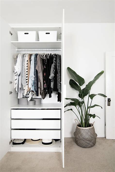 Wardrobe Closet For Small Spaces by Hideaway Storage Ideas For Small Spaces Minimalist