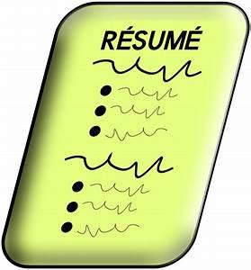 Resume 20clipart