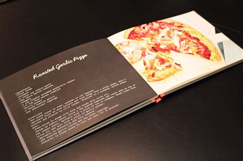cookbook recipe shutterfly example pizza making story personalized done using ingredients