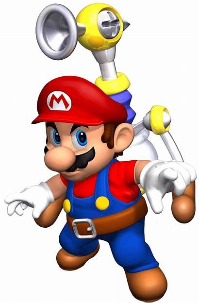 Mario Super Sunshine Clipart Bros Peach Luigi