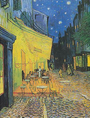 gogh cafe terrace at worth where is gogh s ear in arles escape from cube land