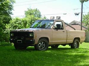 1987 Ford Ranger - Pictures