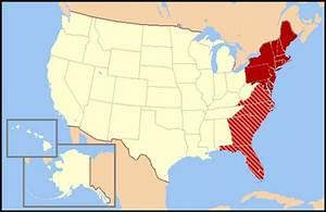 アメリカ合衆国東海岸 - Wikipedia