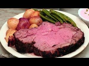 How to Cook the Perfect Standing/Prime Rib Roast Beef R