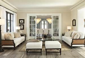 Cane Sofa - Transitional - living room - Gordon Gibson