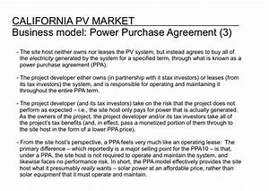 power purchase agreement template 28 images sle power With solar power purchase agreement template